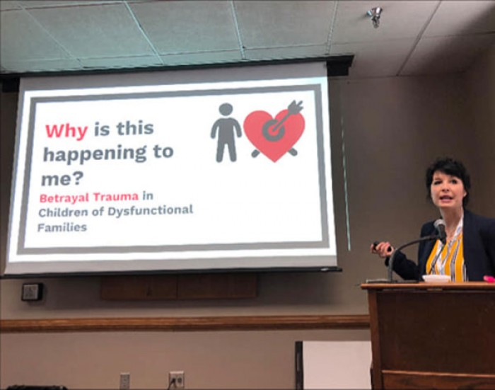 Η Πρωτοβουλία για το Παιδί στο 35ο Παγκόσμιο Συμπόσιο κατά της παιδικής κακοποίησης, στο Huntsville των ΗΠΑ