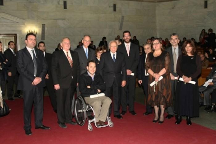 Βραβείο  «ΝΗΣΙΔΕΣ ΠΟΙΟΤΗΤΑΣ 2011»